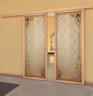 Servizi su misura grg infissi asti - Porte scorrevoli vetro esterno muro ...
